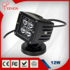 Road Truck SUV ATV Jeep Pickup 힘 Saving LED Work Light 떨어져를 위한 12W 크리 말 Fog Lamps 12V LED Flood Work Lighting