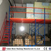 China Nanjing Rack de piso do mezanino de aço de ferro