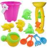 Das Beste speichern, das pp.-klassisches Strand-Spielzeug für Kinder verkauft