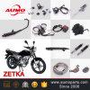オートバイのRomet Zetka 50のオートバイの部品のための後部衝撃吸収材