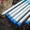 Tubos de Aço Galvanizado médios quente