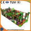 Jouet en plastique de gosses de cour de jeu de jardin d'enfants extérieur de glissière (WK-E1106)