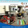 Produção ondulada da tubulação da única parede do PE/máquina/linha/equipamento da extrusão