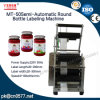 Frascos redondos semiautomático máquina de rotulação de cosméticos (MT-50)