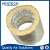 Gaine souple d'isolement, l'air de ventilation gaine souple en aluminium