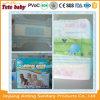 Couche-culotte remplaçable en gros de bébé, couche-culotte respirable d'enfants, couche de bébé (prix usine)