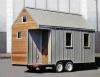 바퀴에 호주 표준 가벼운 계기 강철 작은 집