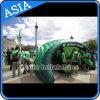 多機能の空気によって密封される膨脹可能な軍隊の緑のドームのテント