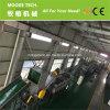 Минимальная толщина пластиковой пленки LDPE отходов переработки машины