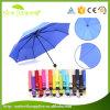 Горячие продажи 21*8K складывания заднего хода зонтик в 3 раза зонтик с логотипом печать
