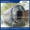 ディーゼル油ガソリン装置への不用なタイヤのゴム製プラスチック熱分解