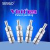 Vaporizador reutilizable de la pluma de la cera del diseño de la cera de petróleo de la hornilla de Vhit del vapor enorme extenso seguro y bonito de Seego