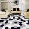 Baumaterial-mehrfache Farben-sechseckige Porzellan-Badezimmer-Fußboden-Fliese