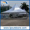 Luxo translúcido da barraca do Pagoda do pico elevado 10X10m para o partido do evento