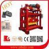 中国は小さい半自動ブロックか煉瓦機械を機械で造らせる