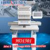 Tipo de múltiples funciones de la máquina del bordado del casquillo y 1 máquina principal del bordado del casquillo del número principal