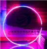 Cerchio del LED Hula per gli sport e l'intrattenimento, cerchio di DIY LED Hula, 300 reticoli di colore, telecomando, ricaricabile