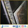Панель сота высокого качества каменная мраморный алюминиевая для плакирования стены