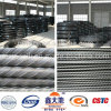 alambre del hierro de la PC de 7.0m m de alta resistencia para Bangladesh