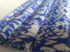 Tela azul de la impresión para la ropa de deportes (HD1401102)