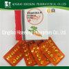 Produtos Químicos Farmacêuticos BPF Softgel certificada de vitamina A