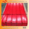 Tôle d'acier ondulée enduite d'une première couche de peinture par PPGI de Dx51d Z120 pour la toiture