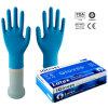 La polvere a gettare dei guanti del lattice del campo medico di applicazione o la polvere libera