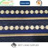 260t patrón clásico de la tela cruzada de impresión Forro de tela del paño
