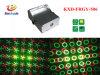 Het mini Licht van de Laser van de Disco met de Patronen van de Glimworm (frgy-kxd-506)