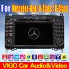 7 '' sistema del coche DVD GPS de HD para la Uno-Clase de Mercedes-Benz/la B-Clase