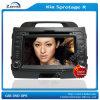 Los jugadores de DVD del coche de la pulgada To8 para KIA Sprotage R con Bluetooth GPS (Z-2996N) uchscreen a jugadores de DVD del coche para Suzuki Vitara magnífico (z-2989L)