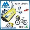 duik 1080p HD & de Brede Camera van de Helm van de Sport van de Hoek met de Visie van de Nacht & Sos Functie adk-S801A