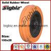 Gummifußrollen-Rad der Abwechslungs-100X28 für Laufkatze