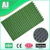 Hairise 2120 drehentyp übertragende Blendenöffnungen fügen Plastizitätsgrenze-modularen Riemen für Nahrungsmittelgrad hinzu