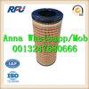 filtro de petróleo da alta qualidade de 1r-0719 1r0749 para a lagarta