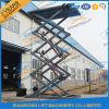 7.6m de Hydraulische Lift van de Auto van de Schaar 3tons Elektrische voor Verkoop