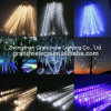 la pioggia dell'acquazzone di meteora di 30/50cm LED illumina una stringa dei 8 tubi per natale