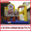 Inflatable encantador combinado/Inflatable Castle para Kids! !