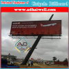 二重Sided Column Billboard Advertizing Display (W12 x H4)