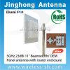 Alta antena del panel de corrección del aumento, antena del panel de WiFi