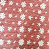 Конструкция цветка ботанической ткани шнурка органическая (L5147)