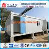 China Shipping Container de la casa de Vida y de la Oficina de sitio