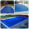 de Spoel van de Dekking van de Pool van de in-grond, de Dekking van de Zon, de Dekking van het Zwembad