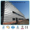 Fábrica prefabricada de la estructura de acero del edificio del taller del diseño de la construcción