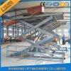Piattaforma verticale idraulica fissa del fornitore di Jinan