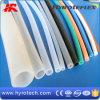 Tuyau clair transparent de silicone de PVC de tuyau en caoutchouc clair de PVC