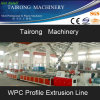 Le WPC Profil/Ligne de production d'Extrusion/Making Machine