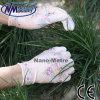 PU Coated Glove Nmsafety Flower Printed для Women