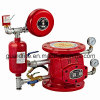 Zsfz Type Wet Alarm Valve Alarm Check Valve para Fire Fighting