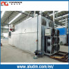 6 Körbe Single Door Aluminum Aging Oven in Aluminum Extrusion Machine in Gas Baltur Burner